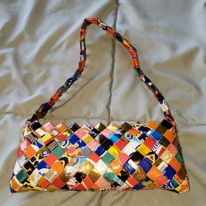 Handbags - Candy/Cookie Wrapper Purse